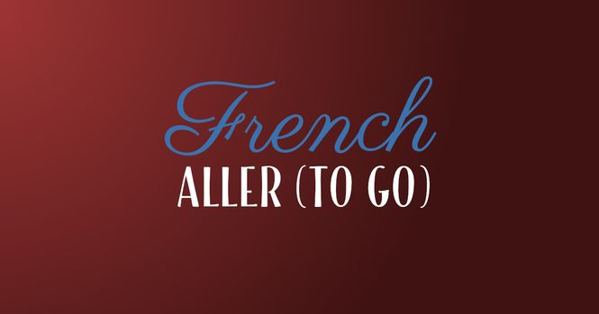 French verb aller